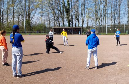 Pitchingclinic groot succes!